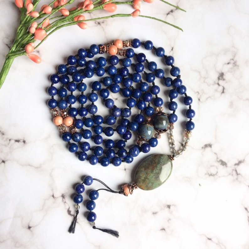 Why choose True Healing Source for your mala beads or spiritual healing jewelry?